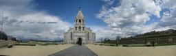 Храм в Шуши (8 мая 2010)